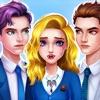 女生游戏大全: 吸血鬼的秘密1 校园恋爱爱情故事公主游戏