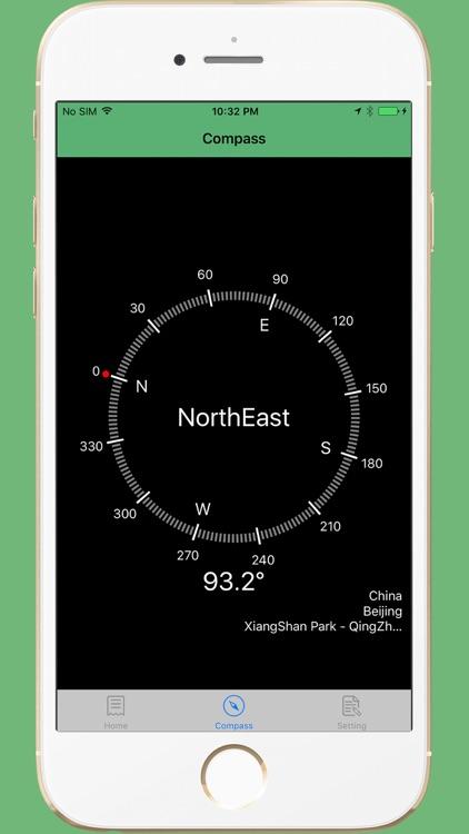 GPS Altitude Pro-海拔仪