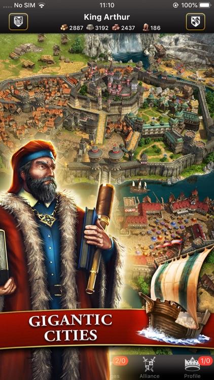 Lords & Knights - Mobile Kings screenshot-3
