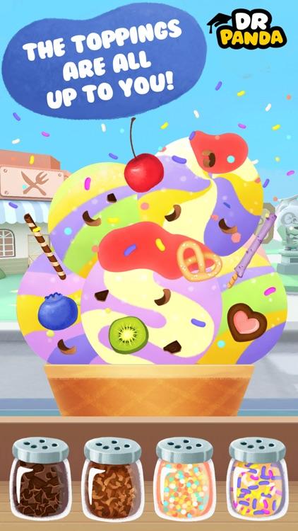Dr. Panda's Ice Cream Truck screenshot-3
