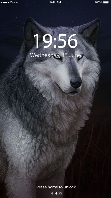 Lone Wolf Wallpapers