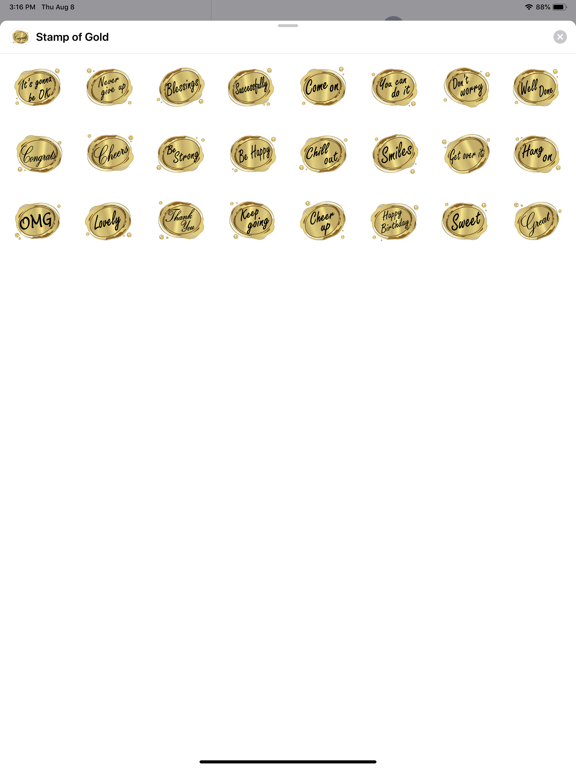 Stamp of Gold screenshot 3