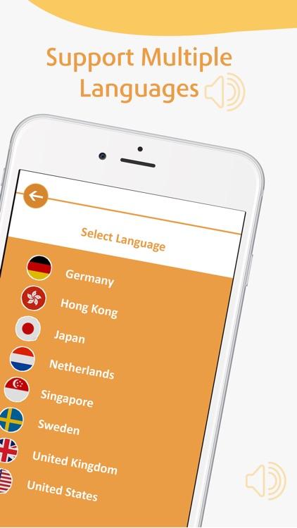 Text to Voice - Speech to Text screenshot-4