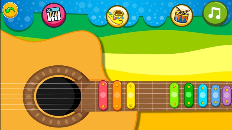 Cute Musical Instrument screenshot-3