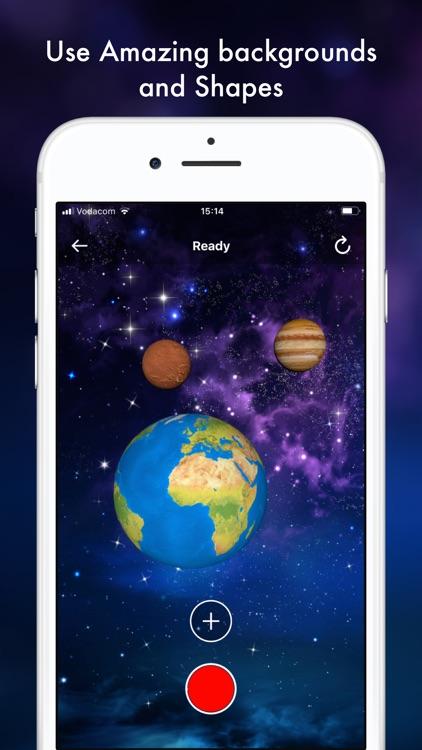 Video Maker Augmented Reality screenshot-3