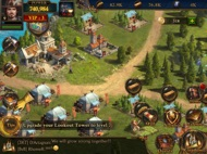 Guns of Glory: Empires Conquer ipad images