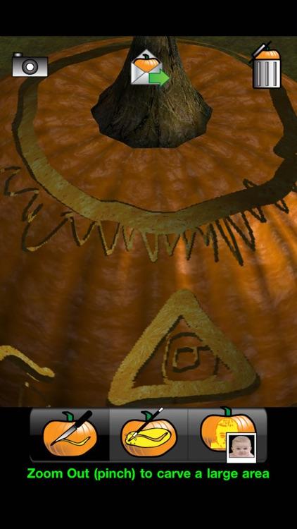 Pumpkin 3D Magic screenshot-3