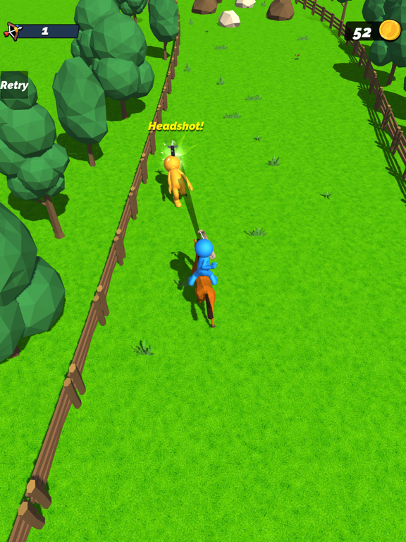 Archer Warrior screenshot 3