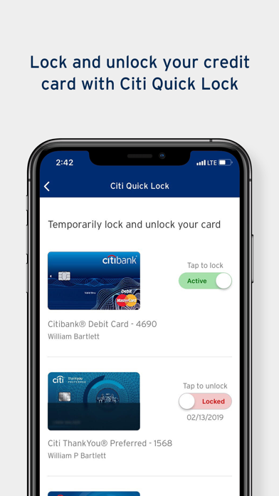 messages.download Citi Mobile® software