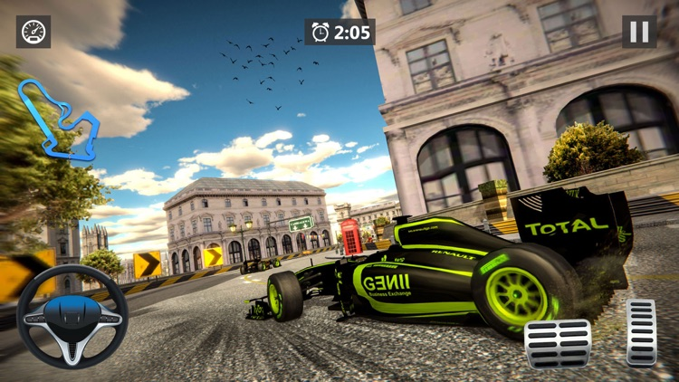 Formula Racing Car Racing Game screenshot-0