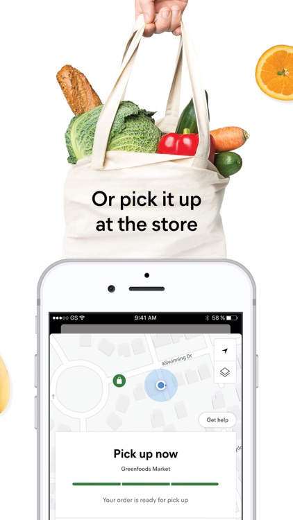 Starship - Food Delivery screenshot-4