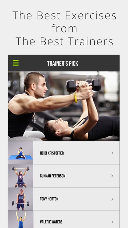 Count My Reps Fitness Trainer screenshot-3