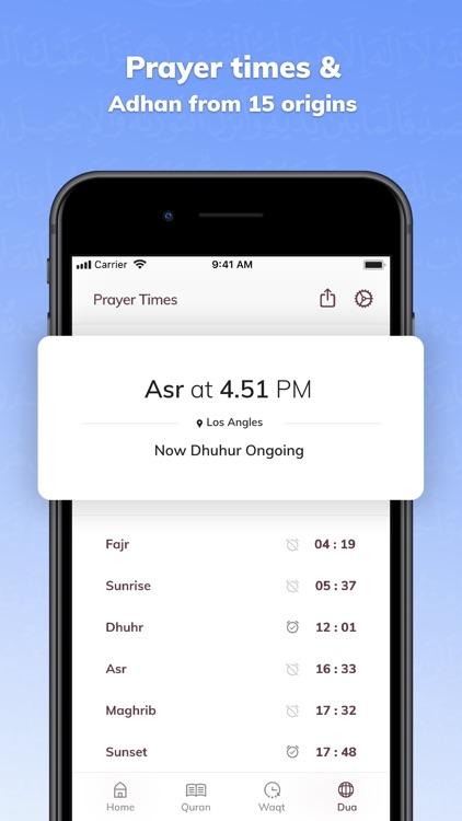 Quran Al Kareem- القرآن الكريم screenshot-4