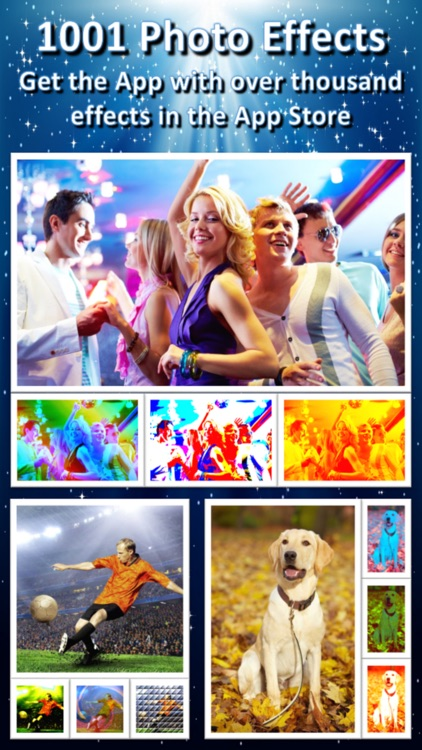 1001 Photo Effects Pro