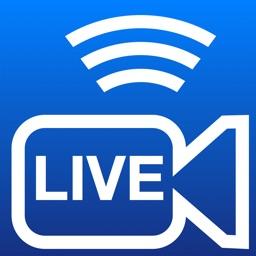 Live-Reporter Security Camera