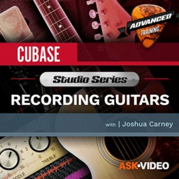 Recording Guitars Course by AV