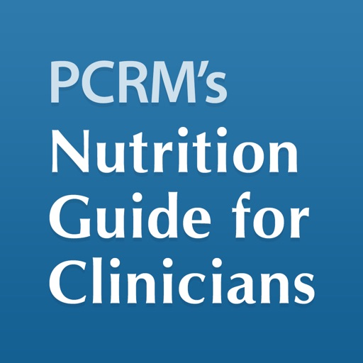 PCRM's Nutrition Guide icon