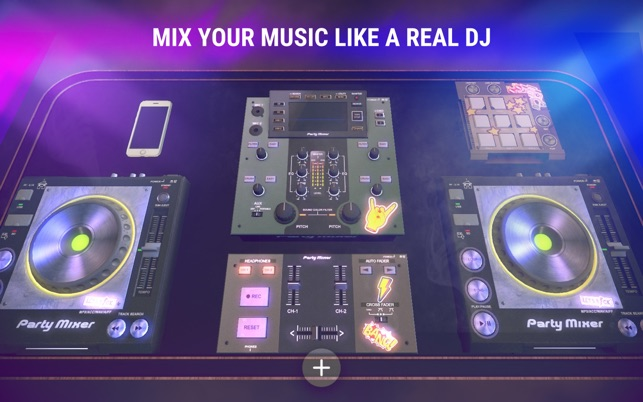 Party Mixer 3D on the Mac App Store
