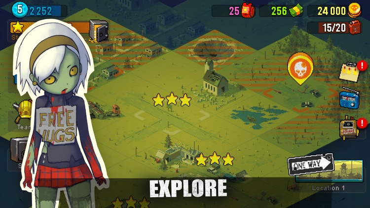 Dead Ahead: Zombie Warfare screenshot-3