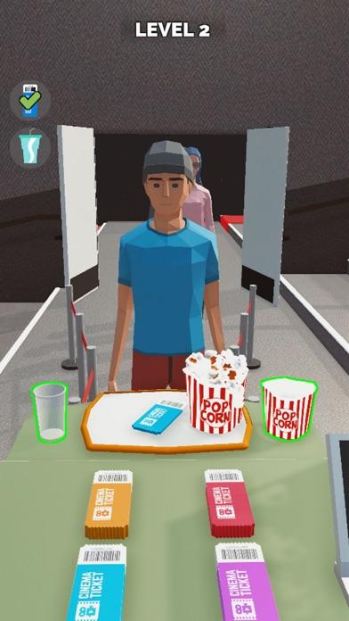 Cinema Cashier 3D