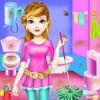 Baby Doll House Cleaning - Muhammad Nasir