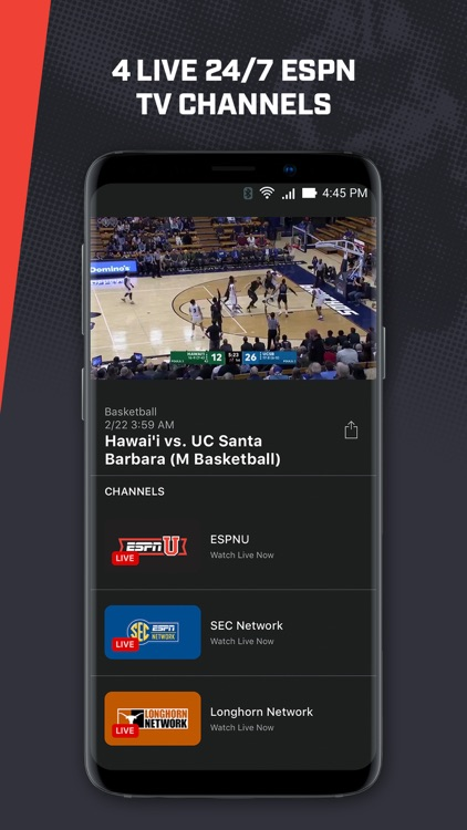 ESPN Player screenshot-5