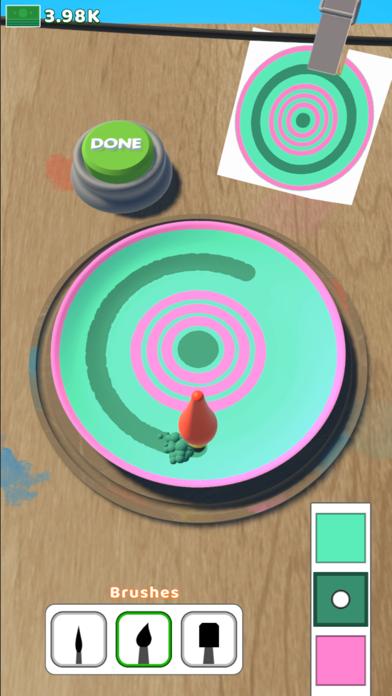Spiral Plate screenshot 1