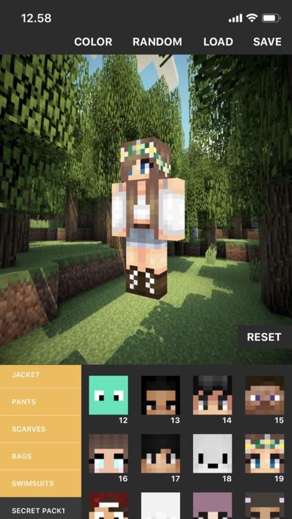 Custom Skin Creator screenshot-7