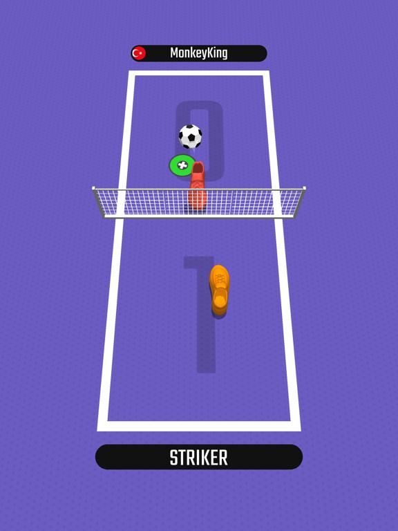 Foot Tennis 3D screenshot 10