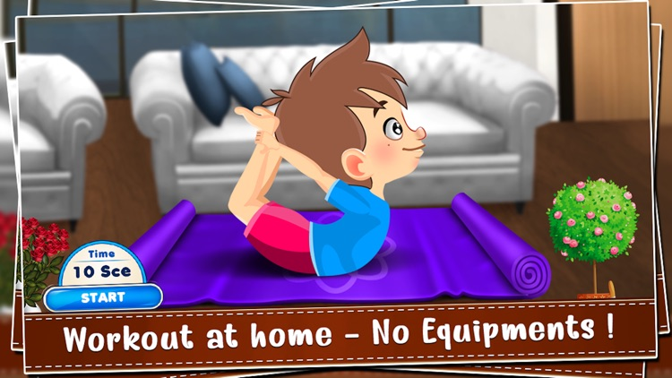Yoga For Health Game screenshot-3