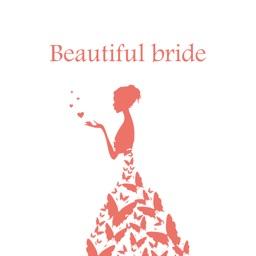 Pulchritude-Wedding dress
