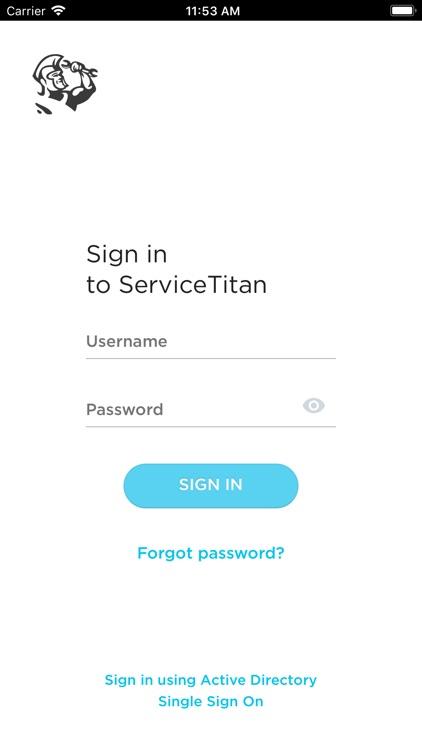 ServiceTitan Mobile