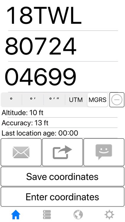 My GPS Coordinates Pro screenshot-9