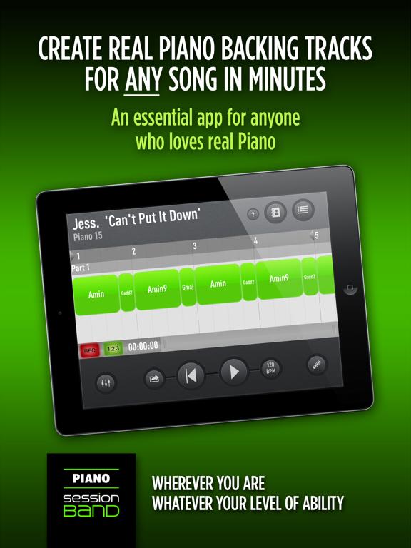 SessionBand Piano 1のおすすめ画像1