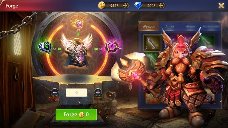 Trials of Heroes: Idle RPG screenshot-3