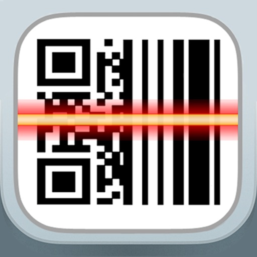 QR Reader for iPhone icon
