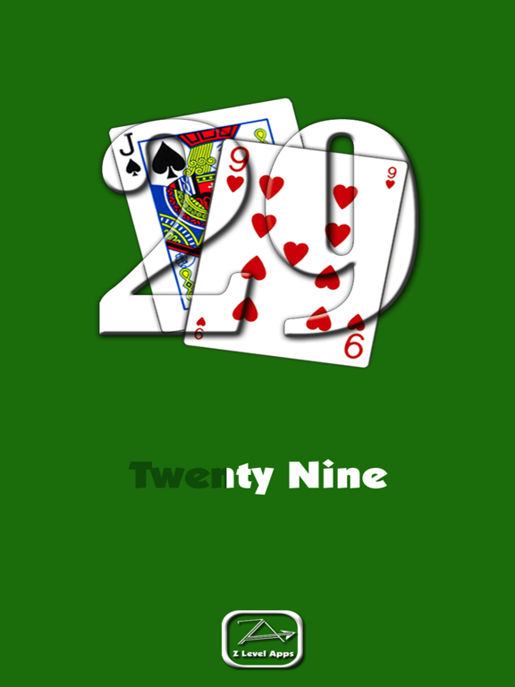 Card Game 29 screenshot
