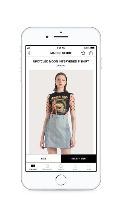 HBX   Globally Curated Fashion screenshot-3