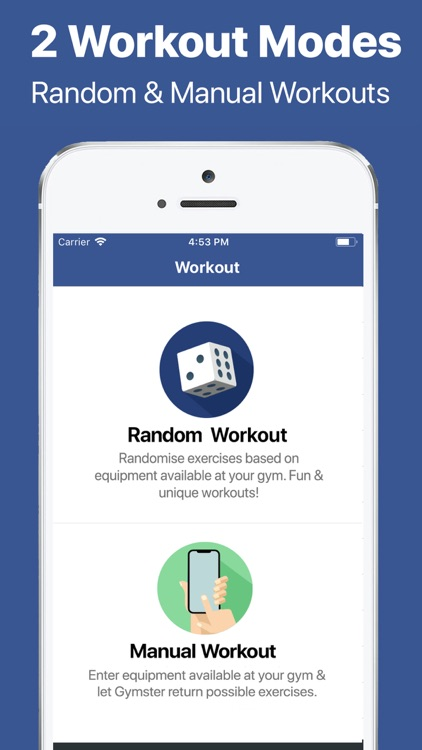 Gymster- Gym Tracker & Macros screenshot-9