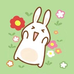 EasterRabbit-Sticker