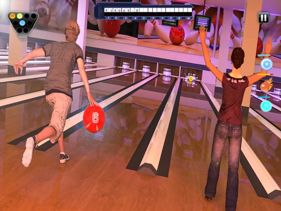 Bowling 3D Pin Strike eSports screenshot #4