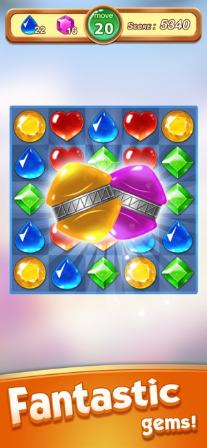 Jewels & Gems - Match 3 Games on the App Store