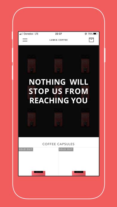 Lumia Coffee 2