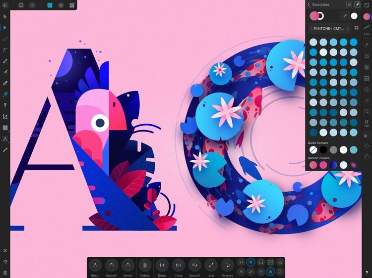 Affinity Designer screenshot-3