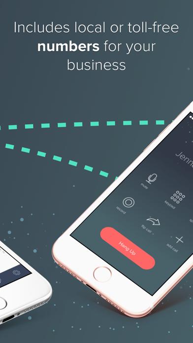 Cloud Phone - Mobile Business Phone System screenshot