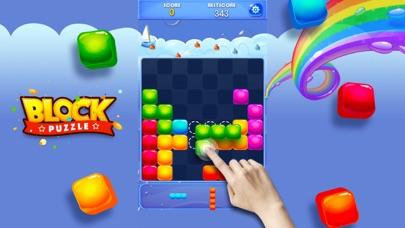 Screenshot of Candy Block Puzzle Blitz7