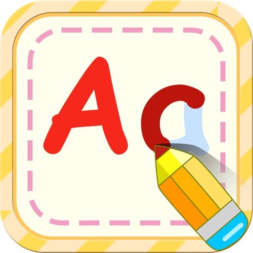 Alphabet English ABC Writing