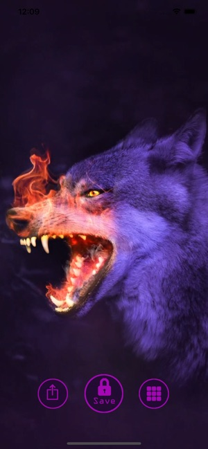Lone Wolf Live Wallpapers On The App Store