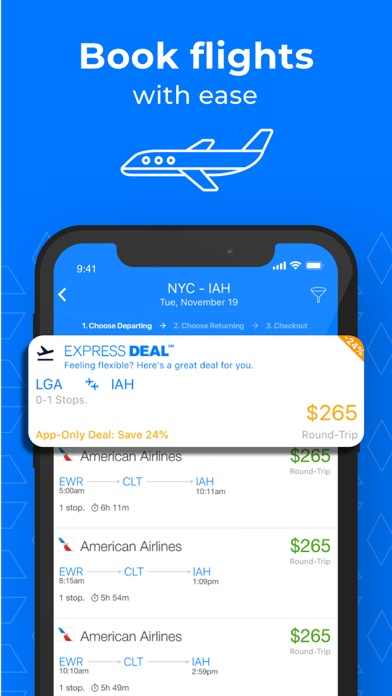 Download Priceline Travel - Book & Save for Android