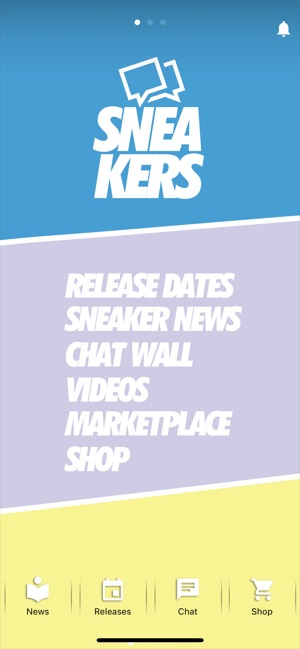 Sneakers on the App Store